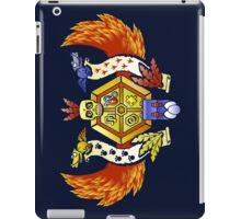 Treasure Hunters Crest (REVAMPED) iPad Case/Skin