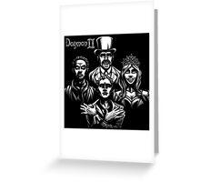 Dayman Rhapsody Greeting Card