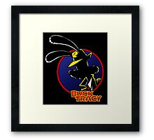 Buck Tracy Framed Print