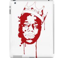 Biggie Smalls / Red iPad Case/Skin