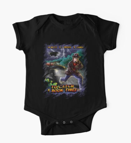 To Catch a Book Thief Kids Clothes