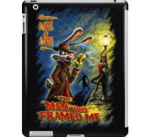 The Man Who Framed Me iPad Case/Skin