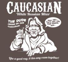 Caucasian Mixer One Piece - Short Sleeve