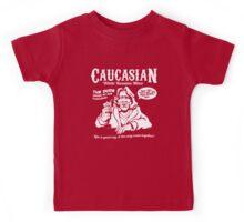 Caucasian Mixer Kids Tee