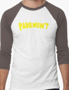Pavement Men's Baseball ¾ T-Shirt