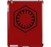 THE FIRST ORDER iPad Case/Skin