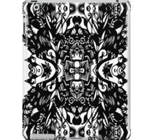 Dark Geometric Life iPad Case/Skin