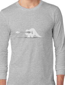 Guitarosaurus Long Sleeve T-Shirt