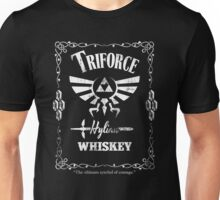 Triforce Whiskey Unisex T-Shirt