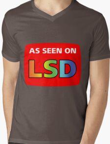 As Seen On LSD Mens V-Neck T-Shirt