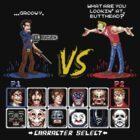 Super 80's Good Vs. Evil 2! by Punksthetic