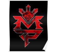 Manny Pacquiao Logo shirt  Poster