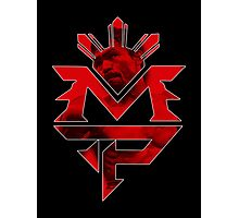 Manny Pacquiao Logo shirt  Photographic Print