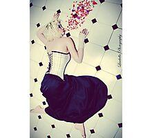 I Puke Glamour III Photographic Print