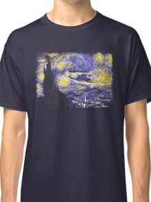 Starry Time Travel Classic T-Shirt