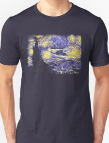 Starry Time Travel T-Shirt