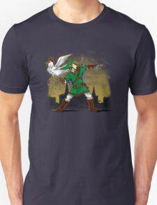 Cuccoo Thrower T-Shirt