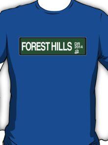 Forest Hills Drive Tour  T-Shirt