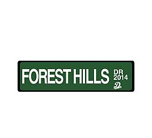 Forest Hills Drive Tour  by abstractoworld