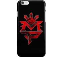 Manny Pacquiao Logo shirt  iPhone Case/Skin