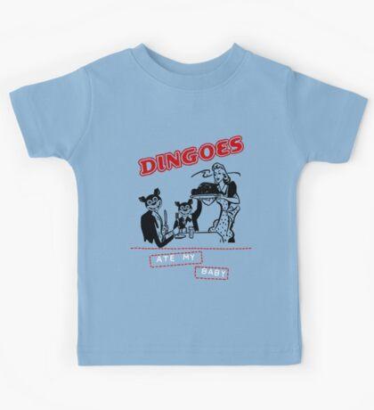 Dingoes Ate My Baby Kids Tee