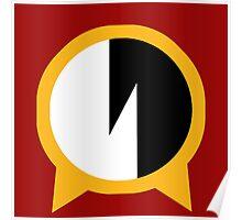 Simple Protoman.EXE Navi Symbol Poster