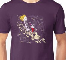Calvydia and Beetlehobbes (Dark Shirts) T-Shirt
