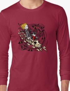 Calvydia and Beetlehobbes (Light Shirts) Long Sleeve T-Shirt