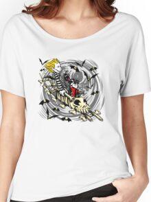Calvydia and Beetlehobbes (Light Shirts) Women's Relaxed Fit T-Shirt