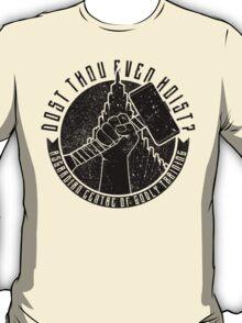 Asgardian Training T-Shirt