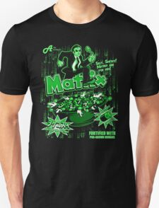 Matrix Cereal (Black Ed) Unisex T-Shirt