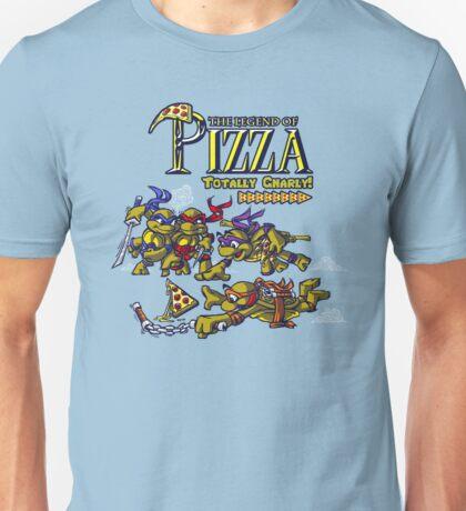 The Legend of Pizza! Unisex T-Shirt