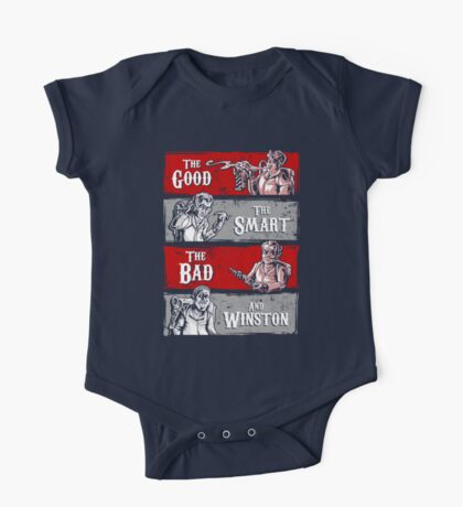 Ghost Wranglers (with Winston) Kids Clothes