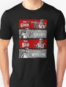 Ghost Wranglers (with Winston) T-Shirt