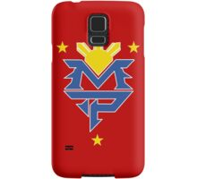 Manny Pacquiao Logo Tee - The Fight  Samsung Galaxy Case/Skin