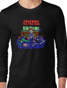 Friends 'Til The End Long Sleeve T-Shirt