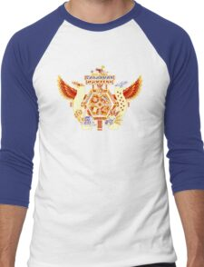 Treasure Hunters Crest Men's Baseball ¾ T-Shirt