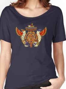 Treasure Hunters Crest Women's Relaxed Fit T-Shirt
