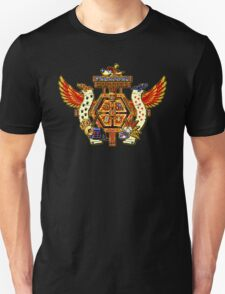 Treasure Hunters Crest Unisex T-Shirt