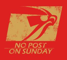 No Post On Sunday by Punksthetic