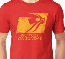 No Post On Sunday T-Shirt