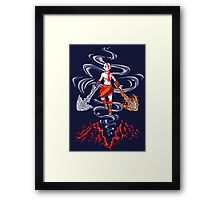 The Last Warbender Framed Print
