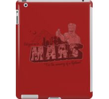 Get Your Ass to Mars iPad Case/Skin