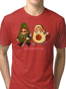 Avocados at law Tri-blend T-Shirt