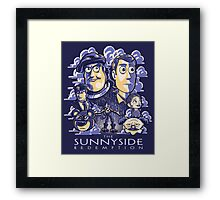 The Sunnyside Redemption Framed Print