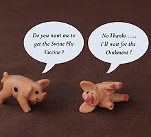Swine Flu ? by Rod Wilkinson