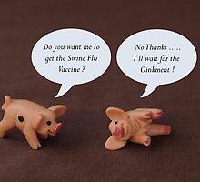 Swine Flu ? by Rod Wilkinson