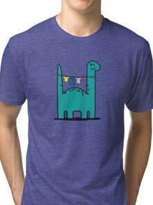 Washinglineasaurus Tri-blend T-Shirt