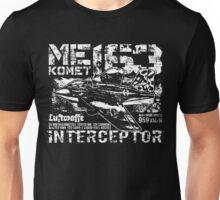 Me 163 Komet Unisex T-Shirt