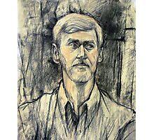 Portrait of Trevor Photographic Print